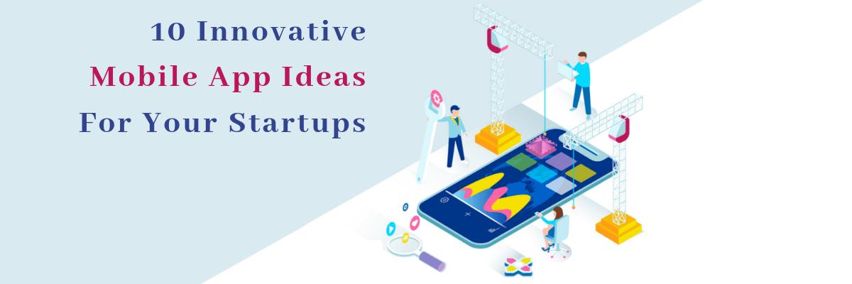 innovative mobile apps