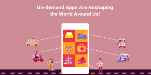on-demand apps