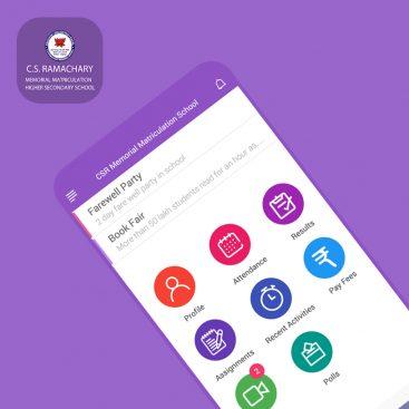 CSR School App