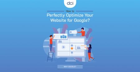 Google SERP Infographic