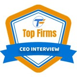 ceo interview badge
